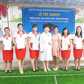 Đội Ngũ Giáo Viên Montessori Quốc Tế